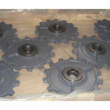 Low Price Carbon Steel Casting Parts Gear Made in China
