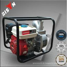 BISON China Taizhou BSWP40ASP Hochwertige Wasserpumpe angetrieben von gx210 Benzin-Generator-Motor mit großer Verdrängung