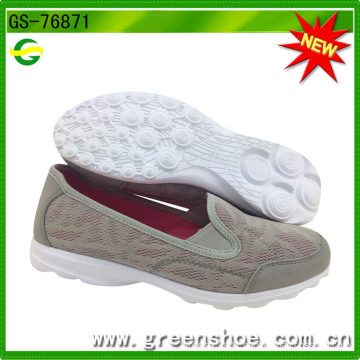 New Arrival Breathable Slip on Shoes for Women (GS-76871)