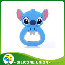 Plus populaires Silicone Cartoon décapsuleur