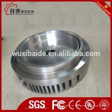 Aluminium-Kühlkörper CNC-Frässtufen-Lampe Aluminium-Kühlkörper