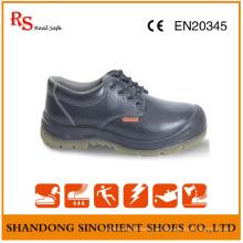 Gute Qualität Leder Sicherheitsschuhe Thailand RS98