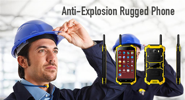 Anti-Explosion Rugged Phone1