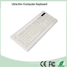 Descuento Venta al por mayor de alta calidad Super Slim teclado de escritorio con cable