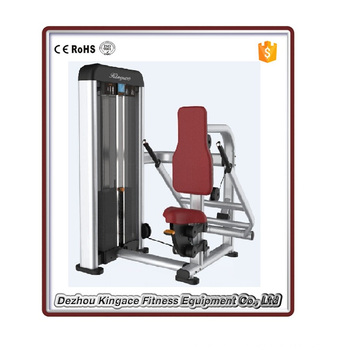 Commercial Gym Equipment Seated Triceps DIP Machine