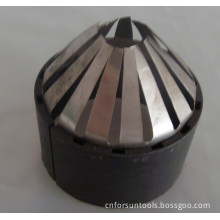 Slotted and Flutted Diamond Core Drilling Basket Core Lifter