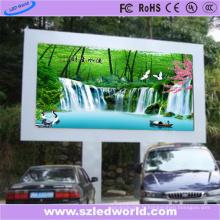 Mur visuel de la définition élevée P5 LED pour la publicité