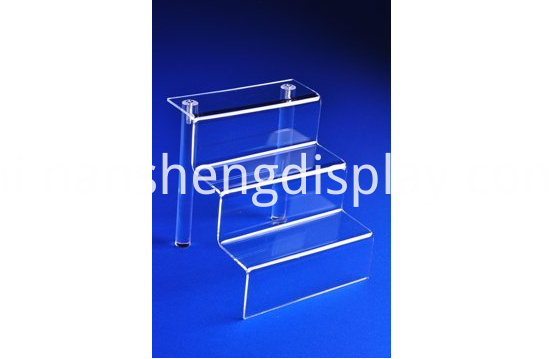 Acrylic Stair Display Holder