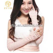 2014 nouveaux gants de mariée à la mode sans doigts