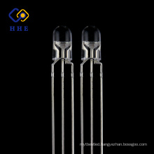 Shenzhen Hanhua high bright 5mm red green dual color led diode