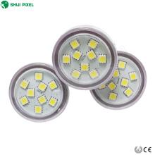 45mm numérique rgb led pixel points smd 5050 rgb adressable led modules décoration point dot lumière