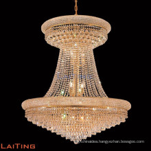 Hotel chandelier lamp decorative fancy design fake chandelier