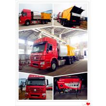 HOWO 6X4 Asphalt Concrete Mixer Truck