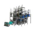 Machine de production de tissu non tissé SSS 1600/2400/3200 / 4200MM