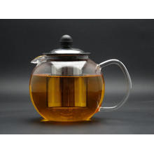 Fine Quality Glassware / Tea Set / Glass Coffee Pot (GT004)