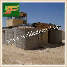 Manufacturer and Supply Modern Military fortification Hesco Barriers