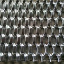 Estiramento de rolo 3,4 Lath de malha de metal expandido