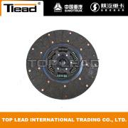 Sinotruk howo truck clutch disc WG9619160001