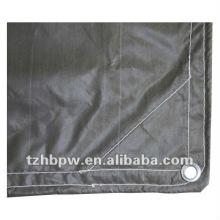 Alto y barato PVC lona impermeable a prueba de fuego