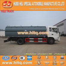 Dongfeng 4x2 12000L stainless steel storage tanker for sale , china factory supply