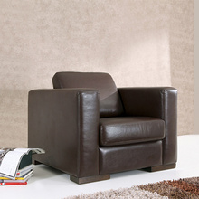 Coaster tempat letak tangan Sleeper kulit Bed Lounge Sofa