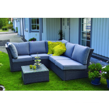 Rattan Wicker Garden Outdoor Furniture Patio Sofa Lounge Set