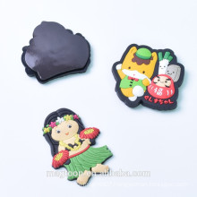 Promotional Fashion 3D Soft PVC Souvenir Fridge