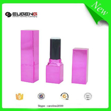 Girl's fashion plastic packaging for lipstick