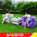 Modern outdoor bean furniture / bean sofa in garden