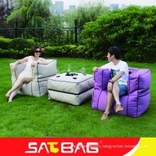 Modern outdoor bean furniture / bean sofa in garden