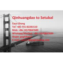 Hebei Qinhuangdao Sea Freight do Portugalii Setubal