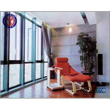 paneles de vidrio de doble acristalamiento con aislamiento templado para ventanas