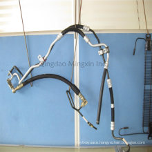 Zinc Plating and Pvf Coating Bundy Steel Tubes Applied for Brake Line, Fuel Line, Power Steering Hydraulic Line