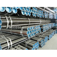 fluid seamless steel pipe of GB/T8163