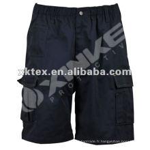 bon marché Pantalon cargo 100% coton