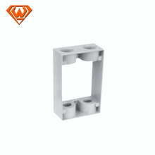 single gang extension ring for junction box