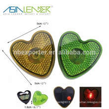 High Quality heart shape Night LED Walking Light