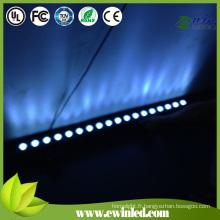 Rondelle de mur ultra mince de LED de barre de couleur de Tri avec With18X3w