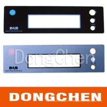 Panneau de recouvrement graphique LCD personnalisé