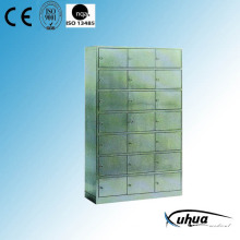 21-Door Hospital Medical Appliance Cupboard for Shoes Storage (U-18)