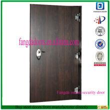 Israel galvanized steel security door,M-lock security door,residential security doors