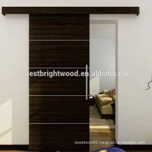Interior Decorative Wood Sliding Door System