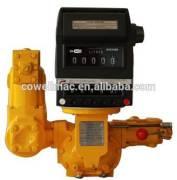 Postive Displacement nitrogen & argon Gas Flow Meter For Industry