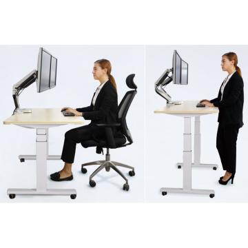 Escritório ergonômico elétrico Mesa ajustável em altura / mesa de elevador / mesa de estar (ET201)
