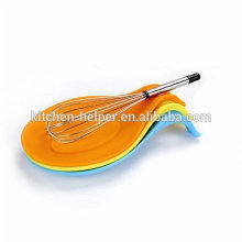 2015 New Arrival High Quality Silicone Spoon Holder