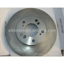 TRW No.DF4028 para disco de freio de carro
