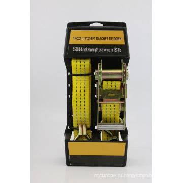 Ремень безопасности с храповым механизмом и ремнем безопасности Tbjp05