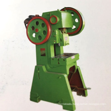 open back c type mechanical sheet metal steel hole press punching machine