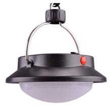 Tragbare Camping 60 LED Lampe Circle Zelt Laterne White Light Campsite Hängelampe