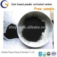charbon activé 150-320 mesh charbon base de charbon actif prix